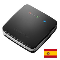 Spain Pocket WiFi Vodafone 4G LTE 1000MB/Day