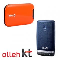 KT olleh  (都會高速版) 4G LTE 上網吃到飽