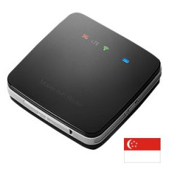 Singapore Pocket WiFi SingTel 4G LTE 1500MB/day