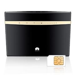 【HUAWEI 華為B525】4G 無線寬頻 WiFi 行動網路路由器
